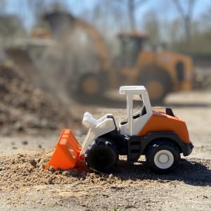 Recyklace stavební suti ve Znbožíčku